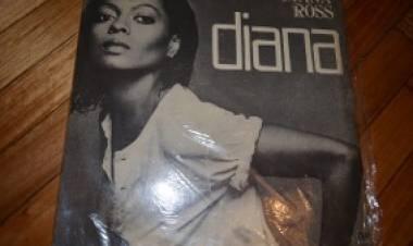 """El 22 de mayo de1980 se edita el álbum """"Diana""""deDiana Rossproducido por Nile Rodgers y Bernard Edwards"""