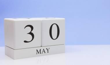 Más efemérides de música de este 30 de mayo