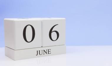 Más efemérides de música de este 6 de junio