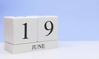 Más efemérides de música de este 19 de junio