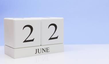 Efemérides de música de este 22 de junio