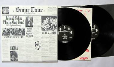 "El 12 de junio de 1972 John Lennon publica ""Some time in New York City"""