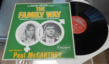 """El 12 de junio de 1967Paul McCartneypublica """"The family way"""""""