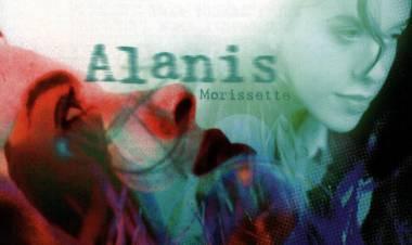 El 13 de junio de 1995 Alanis Morissette edita el disco jagged little pill