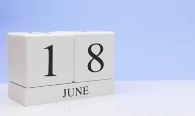 Más efemérides de música de este 18 de junio