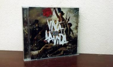 """El 17 de junio de 2008 se publica el álbum """"Viva la vida"""" de Coldplay"""