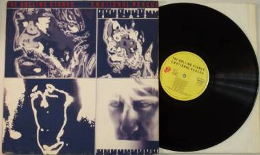 "El 20 de junio de 1980 The Rolling Stones lanza ""Emotional Rescue"""