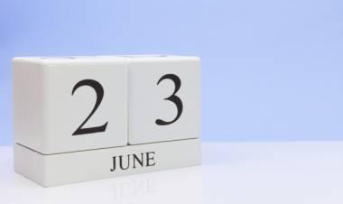 Efemérides de música de este 23 de junio