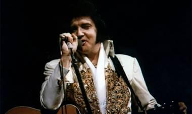 El 26 de junio de 1977 última actuación de Elvis Presley