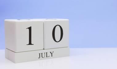 Efemérides de música de este 10 de julio