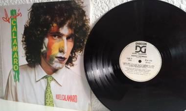 El 8 de julio de1984 Andrés Calamaro lanza el disco Hotel Calamaro