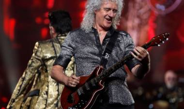 El 19 de julio de 1947 nace Brian May