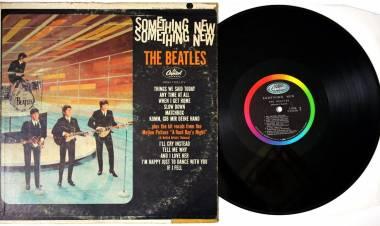 El 20 de julio de 1964 Los Beatles publican en Estados Unidos el álbum «Something new»