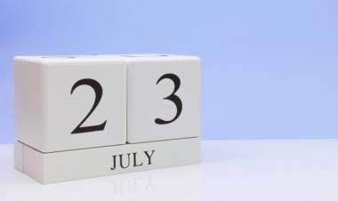 Efemérides de música de este 23 de julio
