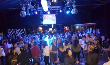 Gracias Paraná fue una gran noche la del 20 de julio