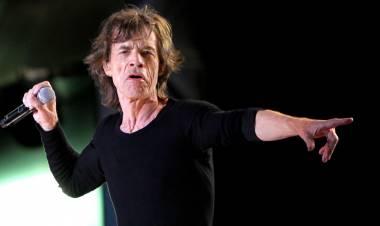 El 26 de julio de 1943 nace Mick Jagger