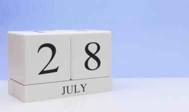 Efemérides de música de este 28 de julio