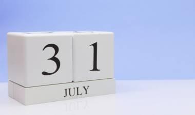 Efemérides de música de este 31 de julio