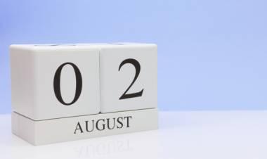 Efemérides de música de este 2 de agosto