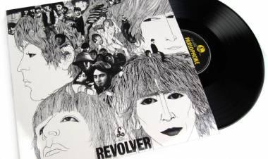 """El 5 de agosto de 1966 se edita el elepé """"Revolver"""" de los Beatles"""