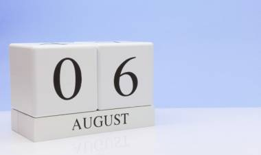 Efemérides de música de este 6 de agosto