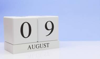 Efemérides de música de este 9 de agosto