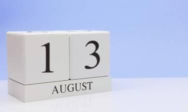 Efemérides de música de este 13 de agosto