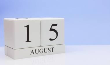 Efemérides de música de este 15 de agosto