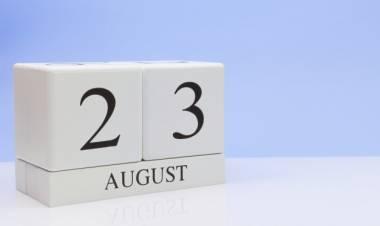 Efemérides de música de este 23 de agosto