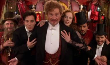 El 23 de agosto de 2001 se estrena el filmMoulin Rouge!
