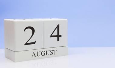 Efemérides de música de este 24 de agosto