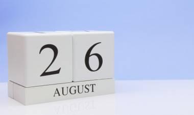 Efemérides de música de este 26 de agosto