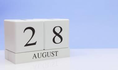 Efemérides de música de este 28 de agosto