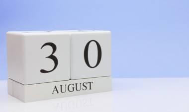 Efemérides de música de este 30 de agosto