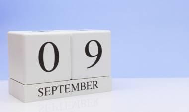 Efemérides de música de este 9 de setiembre