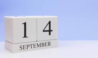 Efemérides de música de este 14 de setiembre