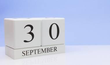 Efemérides de música de este 30 de setiembre