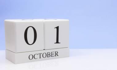 Efemérides de música de este 1 de octubre