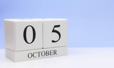 Efemérides de música de este 5 de octubre