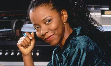 El 30 de setiembre de 1954 nace Patrice Rushen