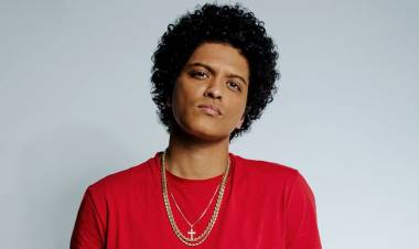 El 8 de octubre de 1985 nace Bruno Mars