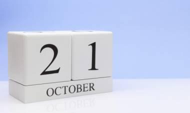 Efemérides de música de este 21 de octubre