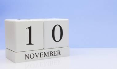 Efemérides de música de este 10 de noviembre