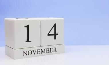 Efemérides de música de este 14 de noviembre