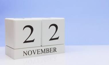 Efemérides de música de este 22 de noviembre