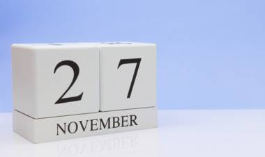 Efemérides de música de este 27 de noviembre