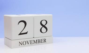 Efemérides de música de este 18 de noviembre