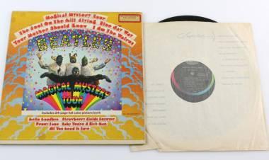 El 27 de noviembre de 1967 se publicó en Estados Unidos el álbum 'Magical Mystery Tour'