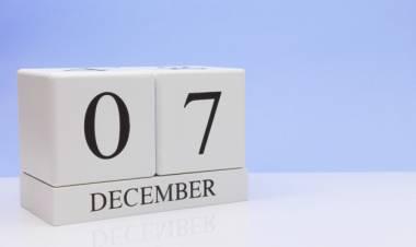Efemérides de música de este 07 de diciembre