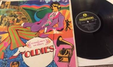 El 10 de diciembre de 1966 se publicó el álbum 'A Collection of Beatles Oldies'